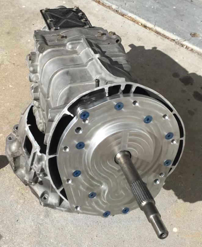 1JZ/2JZ to Nissan Z33/Z34 CD009 Transmission Adapter Plate