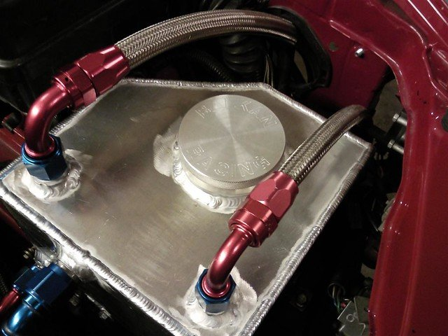 Mechanical Fuel Pump for 2JZ | Supra Forums