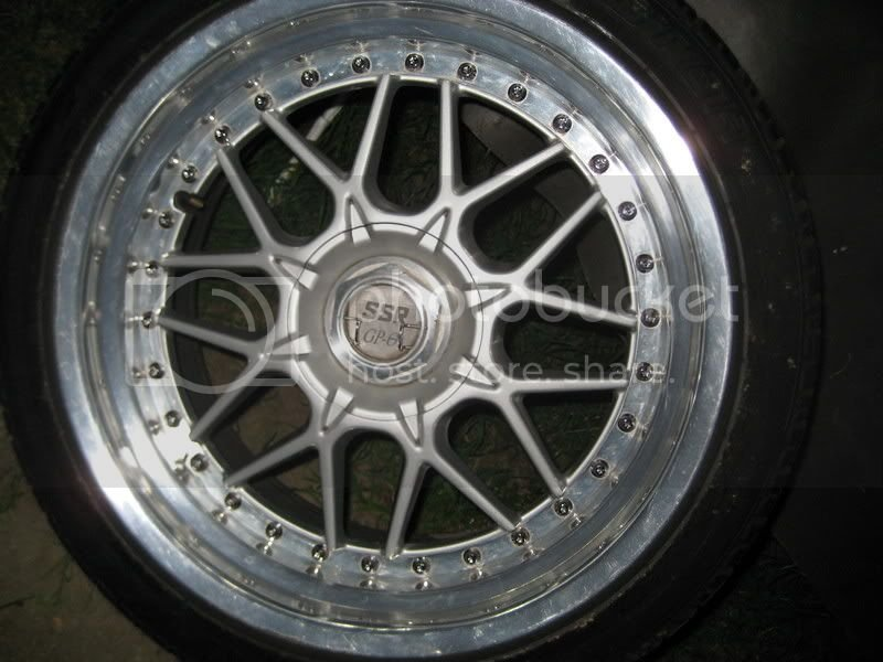 Need some help identifying an older SSR wheel    | Supra Forums