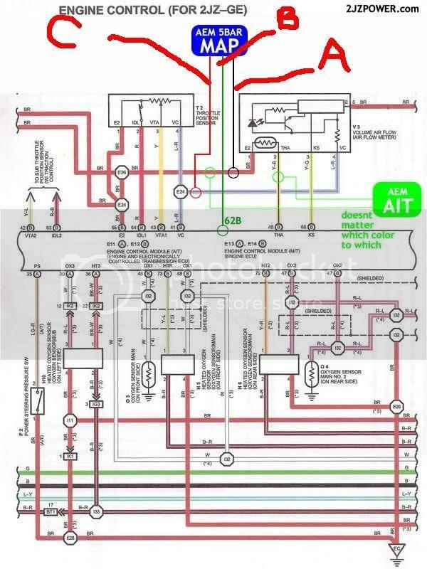 Need Help Wiring Aem 3 5 Bar Map