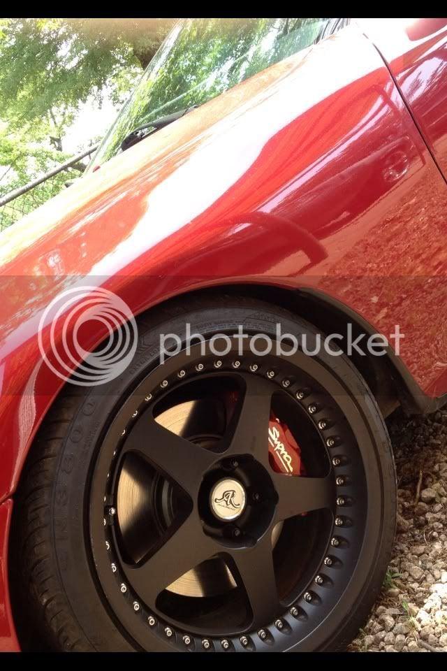 ls400 brake caliper question   Supra Forums