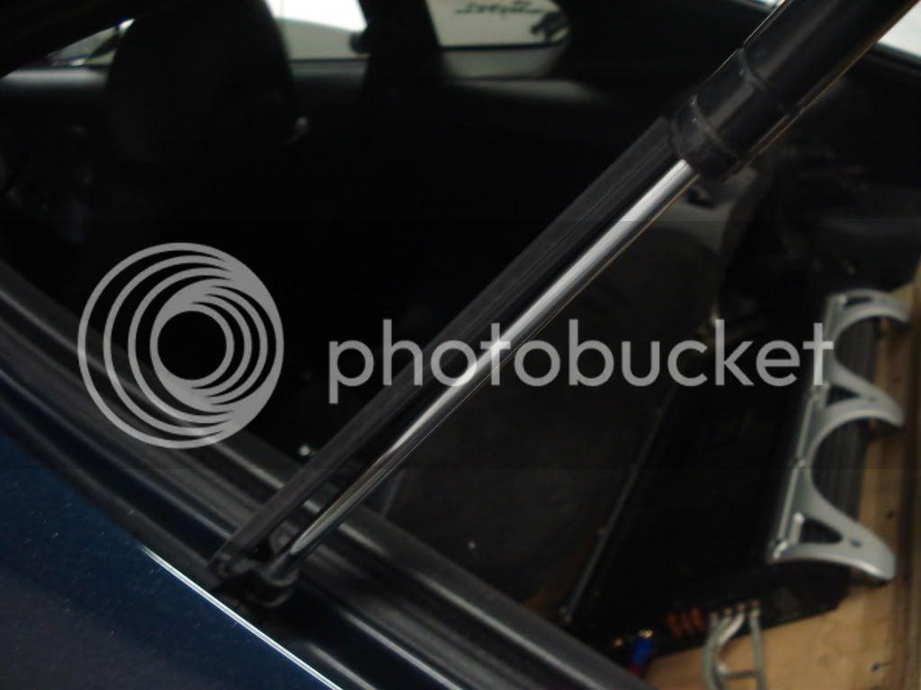 Rear Hatch Struts limits?   Supra Forums