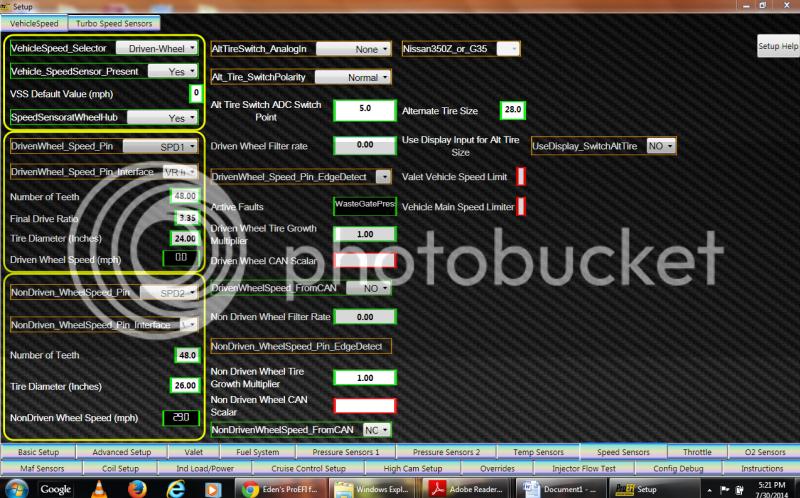 ProEfi Sensor Tables and Accuracy   Supra Forums