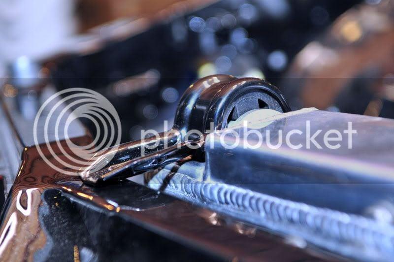 Mishimoto Radiator Install into MKIV Supra - photo tutorial