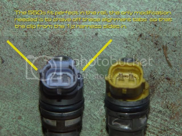 mk4 550cc injectors and resistor pack | Page 3 | Supra Forums