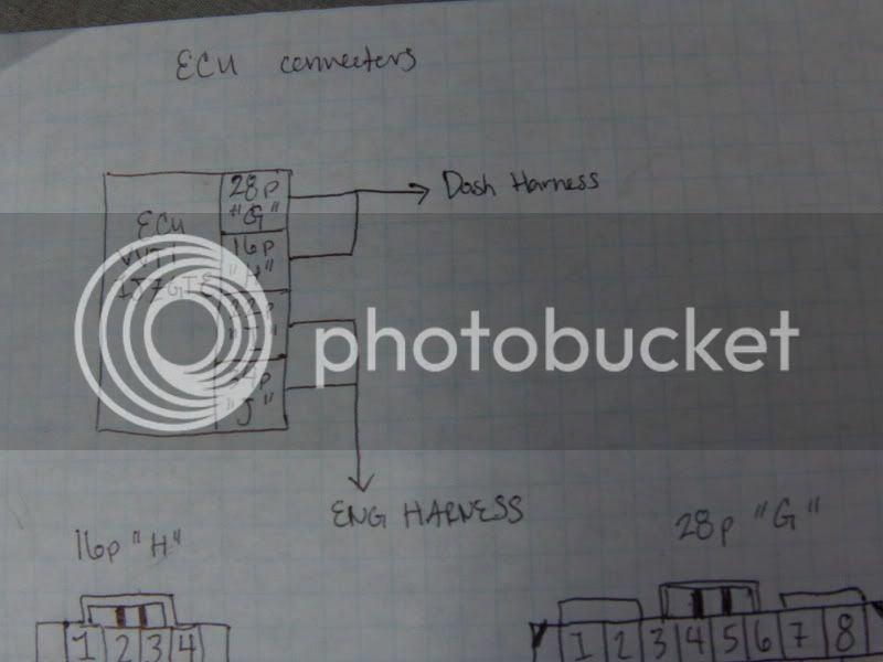 1jzgte VVTi JZX100 harness diagram | Supra Forums