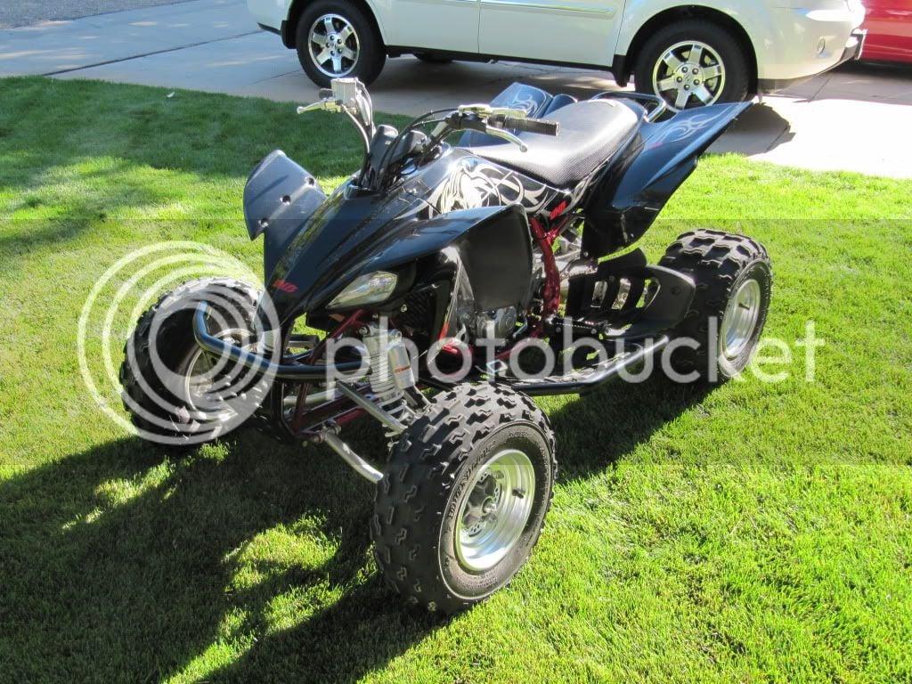 300ex 400ex Motor Swap