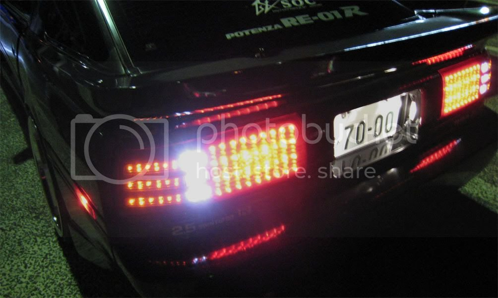 LED JDM tail lights are finished! Lots of photos | Page 2 | Supra Forums