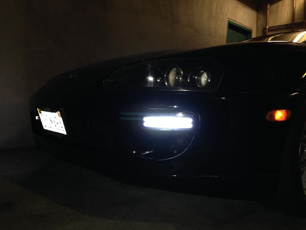 My 97+ Front Turn Signal LED Conversion | Page 3 | Supra Forums