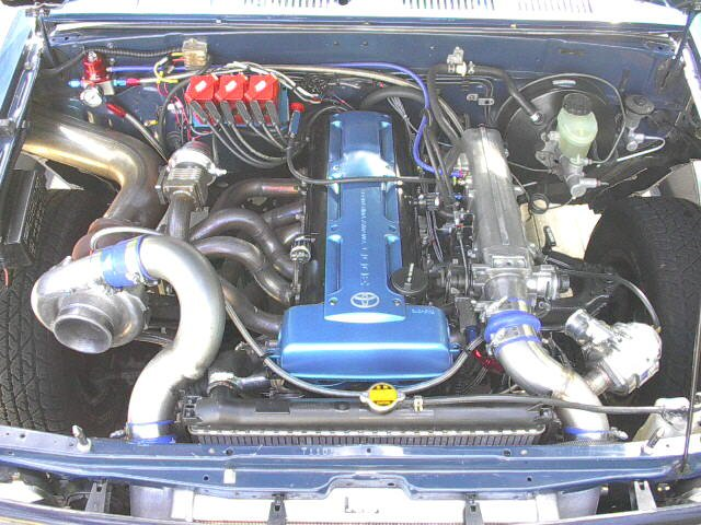 7m in a toyota pickup?? | Supra Forums