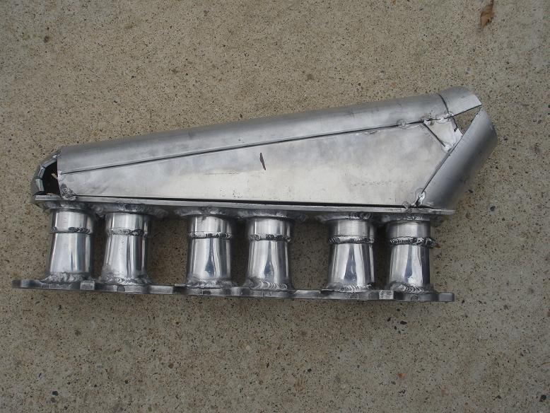 custom intake manifold fabrication | Supra Forums