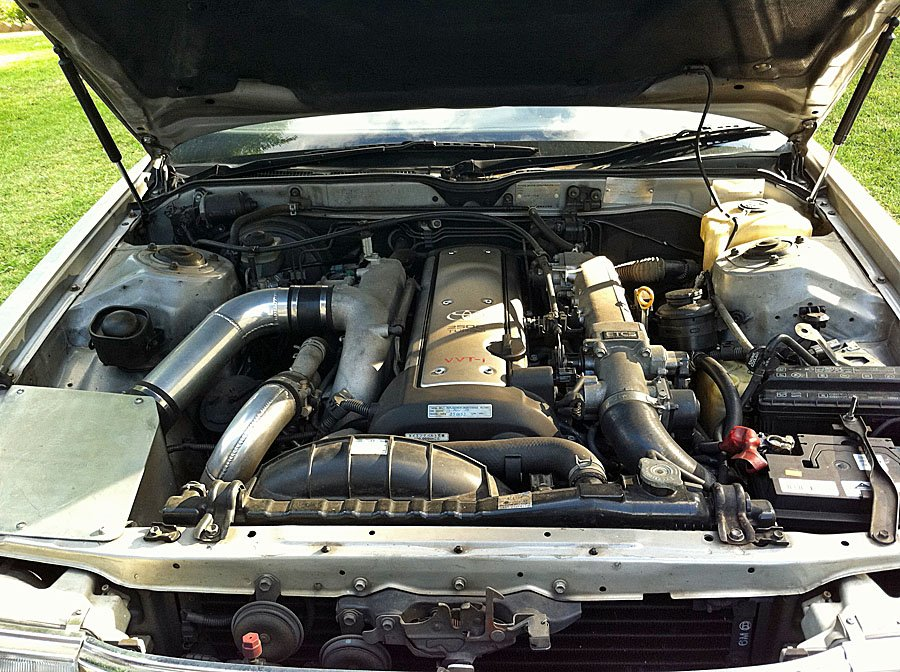 difference between 1jz vvti engine and non vvti engine? | Supra Forums