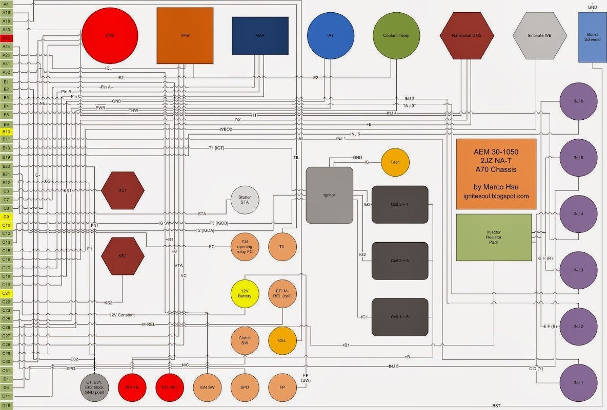 on aem map sensor wiring diagram